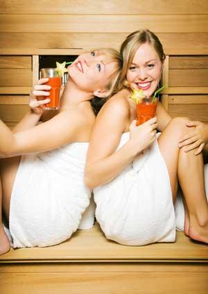 Detossinare: La sauna - Soul Wellness